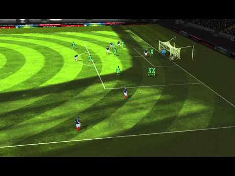 FIFA 14 Android - France VS Nigeria