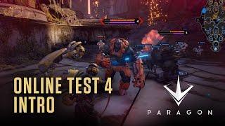 Paragon - Alpha Gameplay Updates - Online Test 4