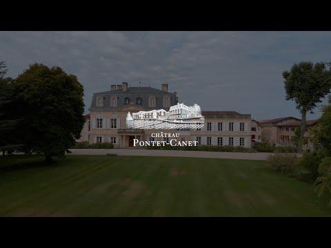 Château Pontet-Canet : Grand Cru Classé en 1855