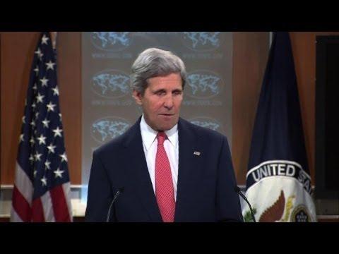 Ukraine: Kerry met en garde Moscou contre