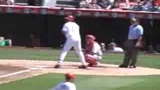 Anaheim Angels Baseball Vladimir Guerrero HR vs Red Sox