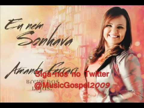 Amanda Ferrari - Eu Nem Sonhava - CD Eu Nem Sonhava
