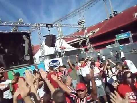 Hino SPFC na volta do ídolo Kaká