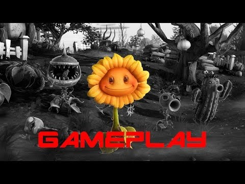 Plants Vs Zombies: Garden Warfare - Modo COOP