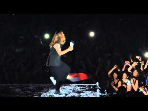 30 Seconds To Mars - Up In The Air - Torino 19/06/2014 HD