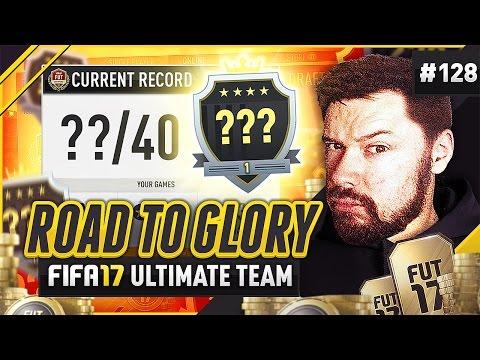 ELITE RANKED FUT CHAMPS! - #FIFA17 Road to Glory! #128