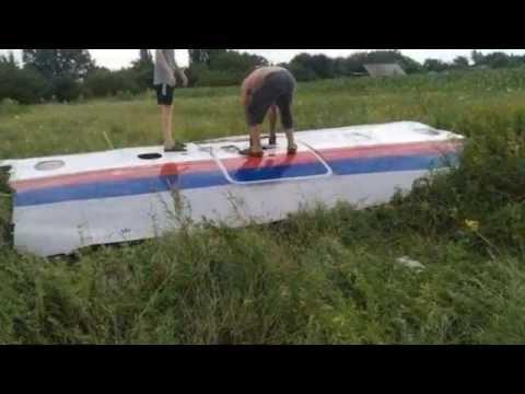 Malaysia Airlines debris found for MH17 plane crash in Ukraine LIVE Update