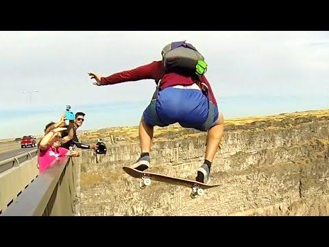 Best Of Bridge BASE Jumps   BASE Dreams 2   EP1