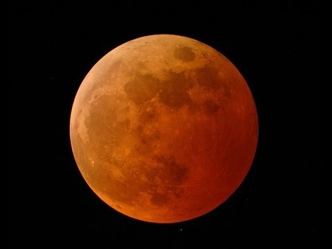 Total Lunar Eclipse April 15, 2014 all you need to know