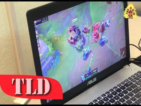 Trải nghiệm Games Liên Minh Huyền Thoại trên Laptop Asus N56VZ