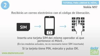 Liberar Nokia N97, Desbloquear Nokia N97