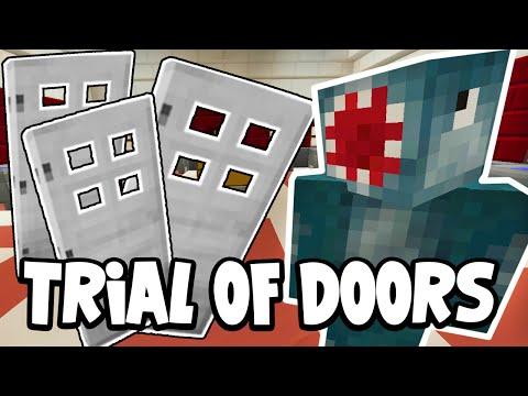 Minecraft Xbox - ISLANDS OF EDEN 2! - TRIAL OF DOORS!! [9]