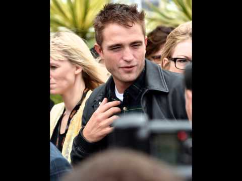 Robert Pattinson Cannes 2014 Maps to the Stars Photocall