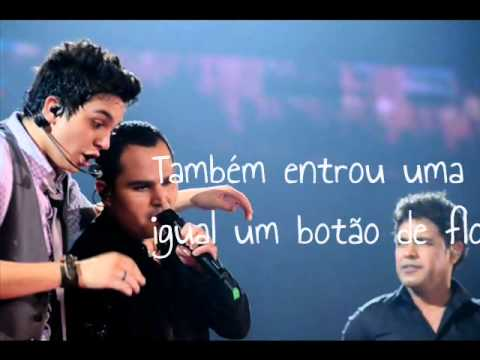 Luan Santana e Zezé Di Camargo & Luciano - Amor Distante, Inquilina de Violeiro [Letra]