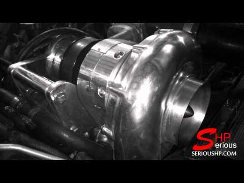 F1-X Procharger Supercharger LS3 Corvette Stock bottom end Installed &