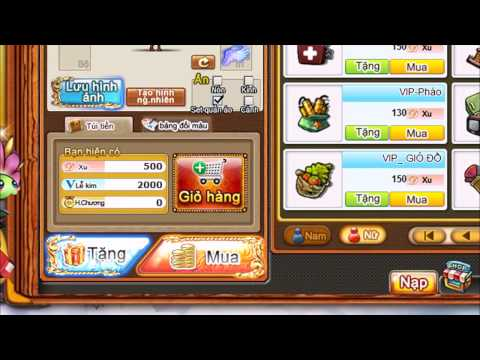 Hack Gunny 2, Hack Xu Gunny. Cuong Hoa Gunny 2 hót 2013