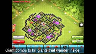 Town Hall 9 Farming Base: Galaxy