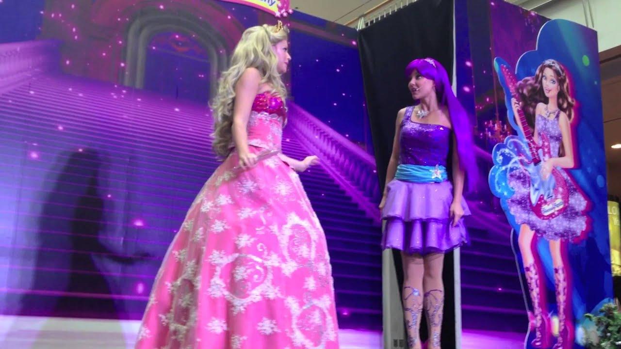 Barbie Princess Popstar - Live HD 1080p (All Songs) - YouTube