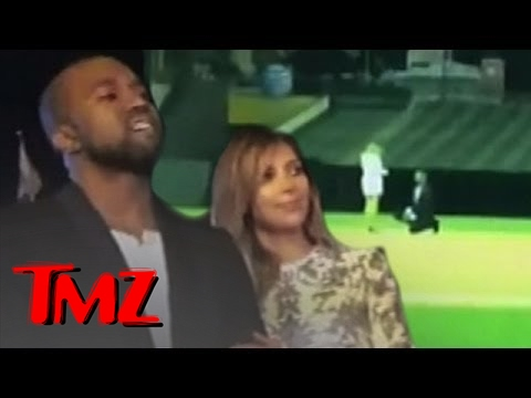 Kim Kardashian & Kanye West Engagement -- THE PROPOSAL VIDEO | TMZ