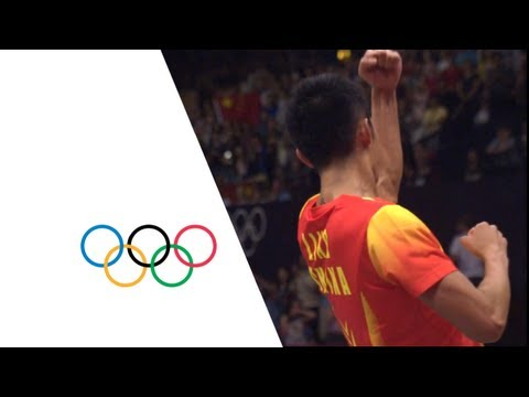 Badminton Men's Singles Medal Matches - Malaysia China Full Replay -- London 2012 Olympic Games