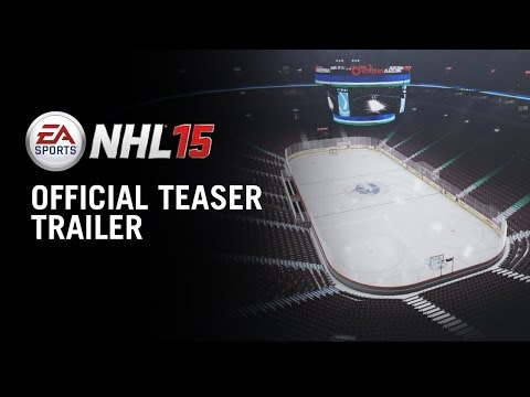 Thumbnail image for ''NHL 15' Official Teaser Trailer'
