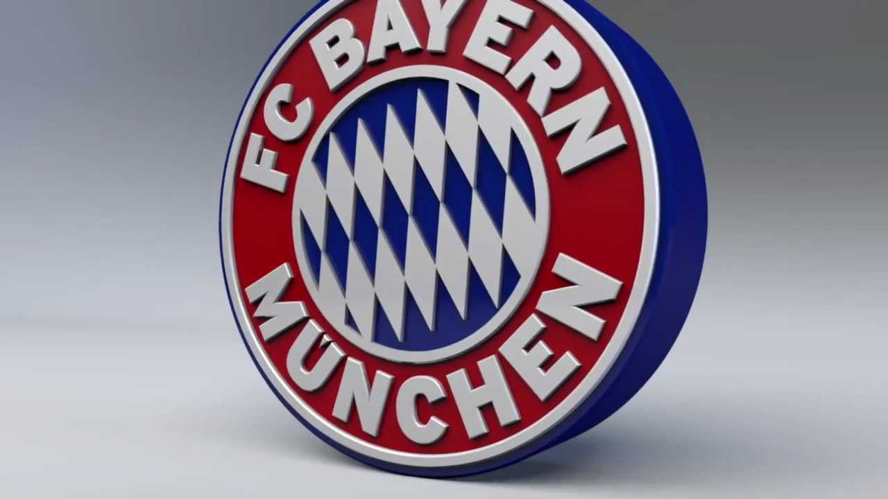 Bayern munich logo 3d maxresdefault