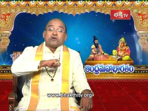 Andhra Mahabharatam - Salya Parvam (Episode 1329 | Part 3)