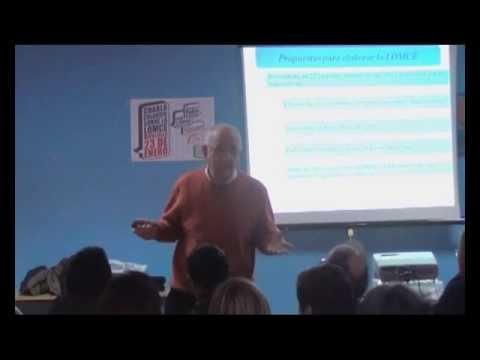 Video Pedro Uruñuela sobre la LOMCE