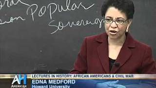 Lectures in History: African Americans and the Civil War