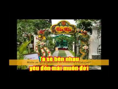 KARAOKE DUY LUÂN - YÊU LẮM BÀ XÃ ƠI