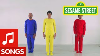 Sesame Street: OK Go, Three Primary Colors