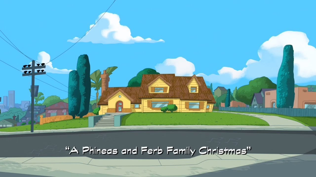 Phineas And Ferb Christmas With Kelly Clarkson Sneak