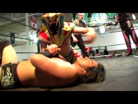 CLASH Wrestling: CLASH vs. CHIKARA (Mixed Music Video)