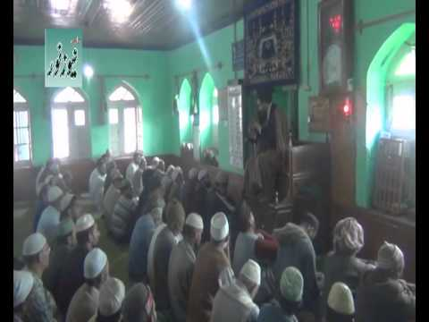 Shia Sunni Unity at Gulmarg Kashmir,Joint Friday Prayer Organised