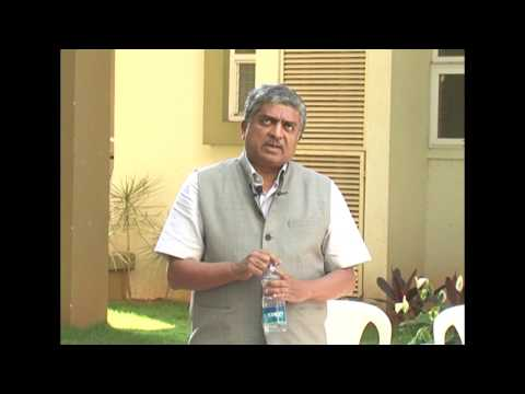 Nandan Nilekani: On Speaking in Kannada