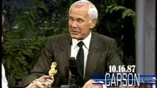 Johnny Carson: Myrtle Young, the Potato Chip Lady 1987