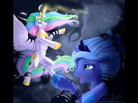 Princess Luna - Angel,