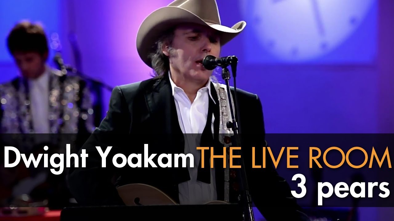Dwight Yoakam Live Room