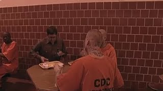 Sharing a Meal with Prisoners | Louis Theroux Behind Bars | BBC Studios