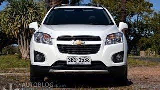 Prueba: Chevrolet Tracker LTZ+ AWD A/T