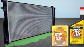 Radiator Leak And Heater Core Repair_AlumAseal