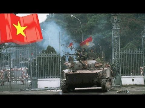 Phim Tài Liệu - Chiến Tranh Việt Nam | Sự Sụp Đổ Của Sài Gòn