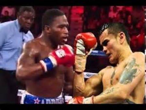 BEST OF Adrien Broner vs Marcos Maidana -Highlights