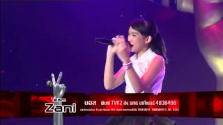 The Voice Kids Thailand Semi Final บอส I'll Be There