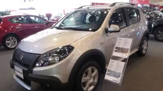 2014 Renault Sandero Stepway 2014 Al 2015 Video Review