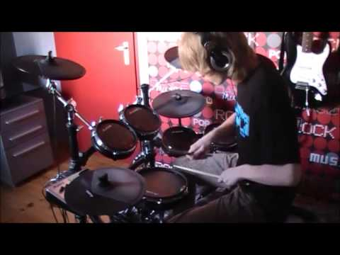 Yellowcard - Miles Apart [Drum Cover]