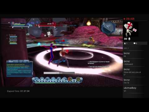 DCUO - Amazon Chase And Star Labs 4v4 Legends PvP