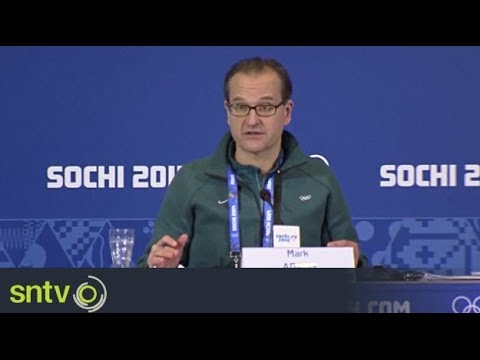 Olympic venues not the place for demonstrations - Adams [AMBIENT]