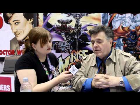 NEAL ADAMS at Planet Comicon 2013
