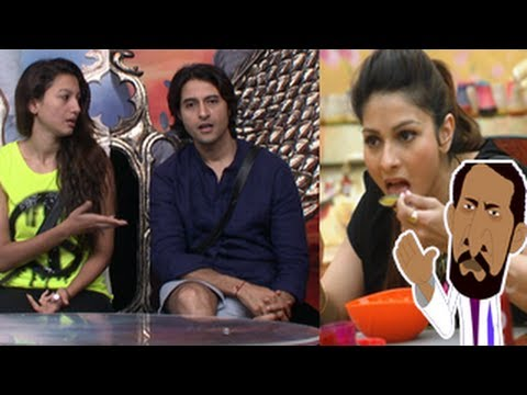 Bigg Boss 7 Day 5 21st Sept 2013 FULL EPISODE Update